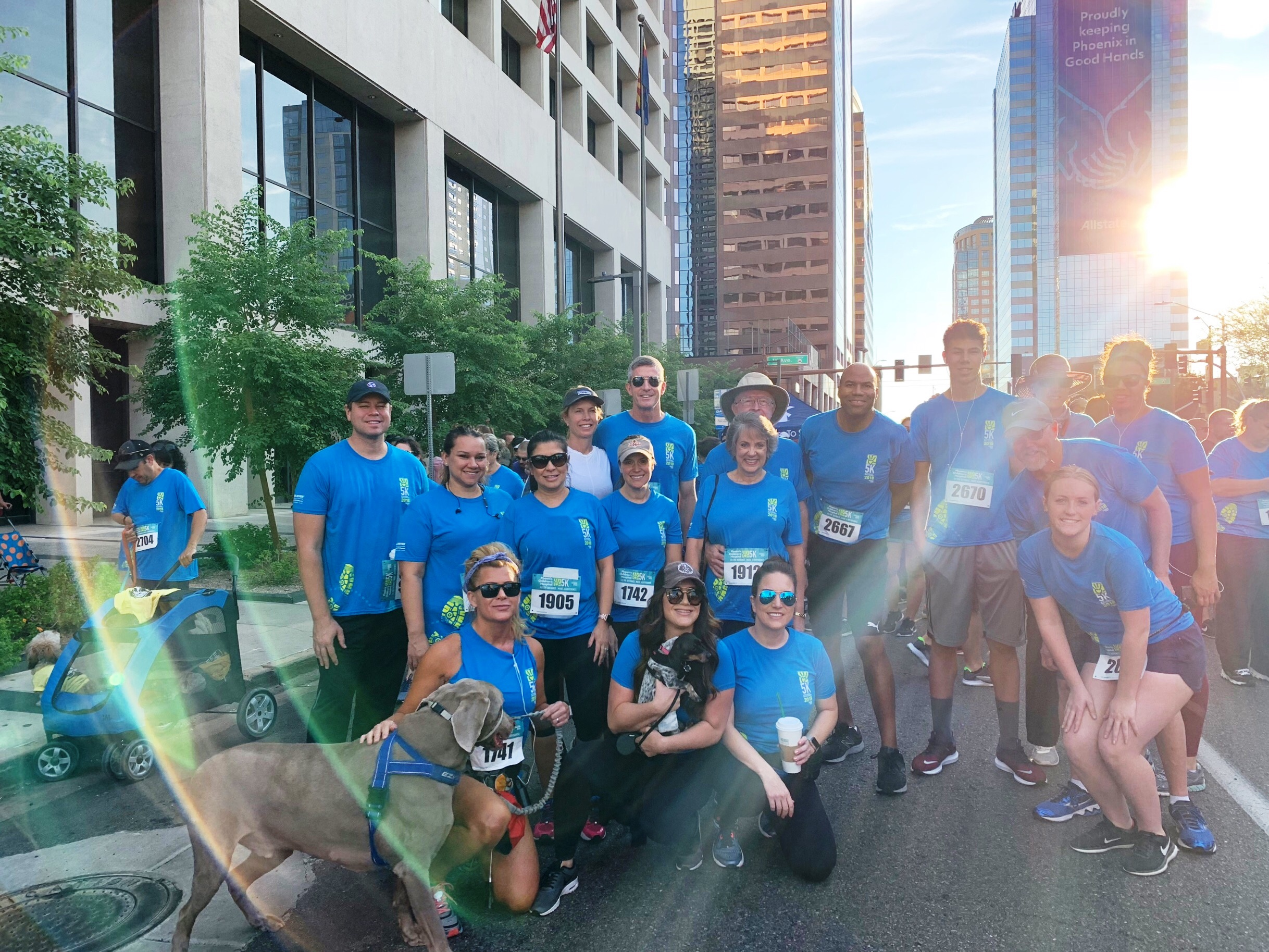 JSH Sponsors 2018 Phoenix Children's Hospital 5K | Jones